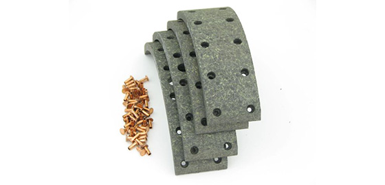 Brake And Clutch Lining Material : Commercial brake linings