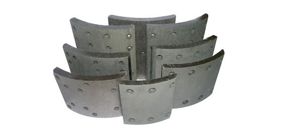 Brake And Clutch Lining Material : Brake lining by industrial friction ifm