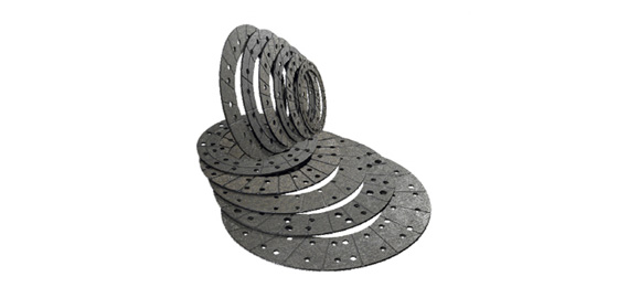 Materials Used In Clutch Linings : Clutch linings industrial friction materials ltd